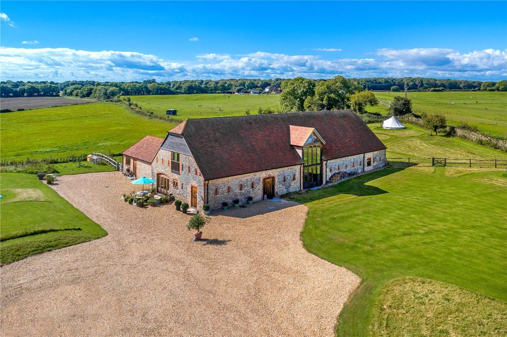 4 Bedrooms House for sale in West Lavant, Chichester, West Sussex