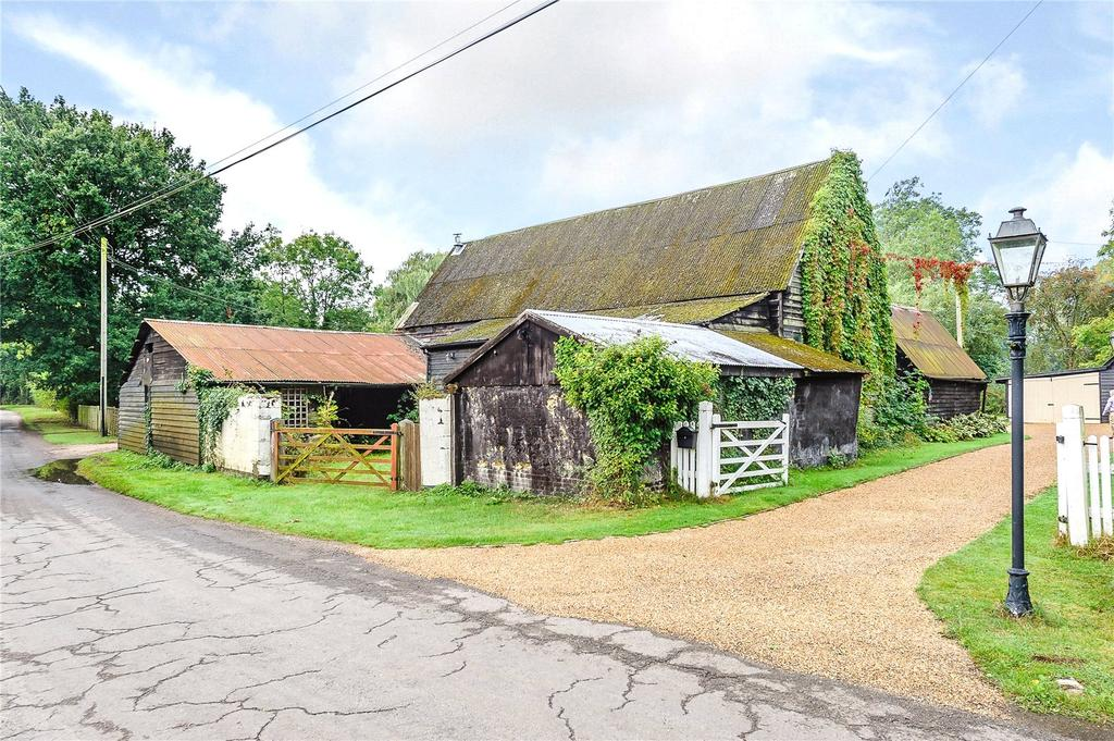 4 Bedrooms Detached House for sale in Blacksmiths Green, Wetheringsett, Stowmarket, Suffolk