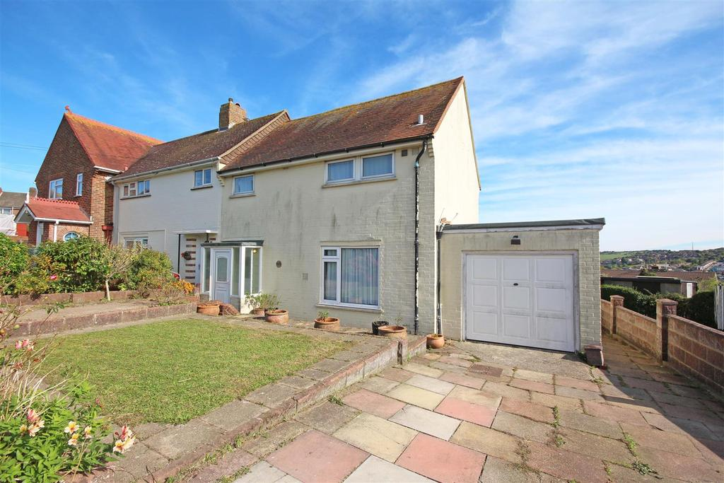 3 Bedrooms Semi Detached House for sale in Mountfields, Hollingdean, Brighton