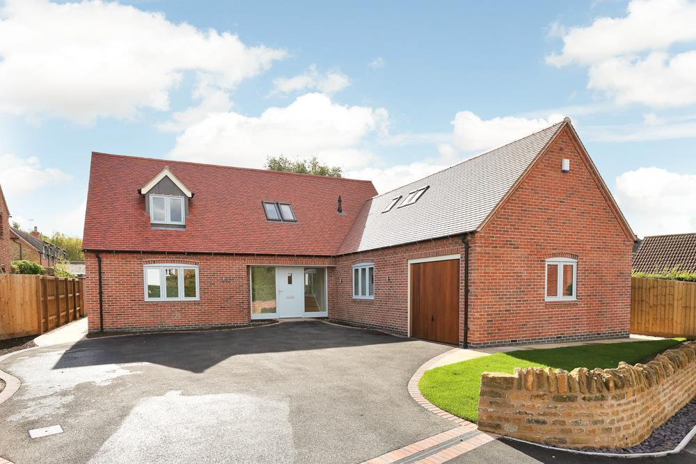 3 Bedrooms Detached House for sale in Harby Lane, Stathern, Melton Mowbray