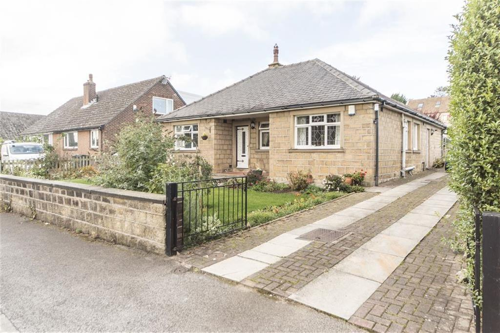 3 Bedrooms Detached Bungalow for sale in New Avenue, Kirkheaton, Huddersfield, HD5