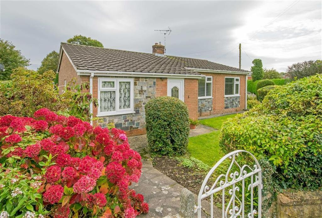 3 Bedrooms Detached Bungalow for sale in Tan Yr Ysgol, Sychdyn, Mold