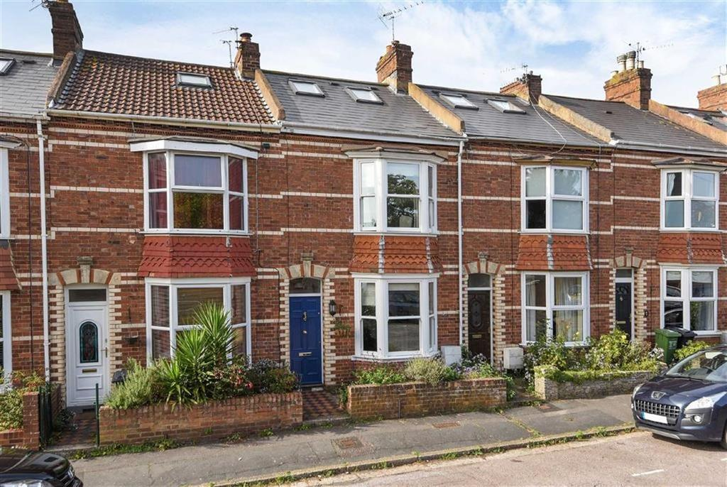 3 Bedrooms Semi Detached House for sale in College Avenue, St Leonards, Exeter, Devon, EX2