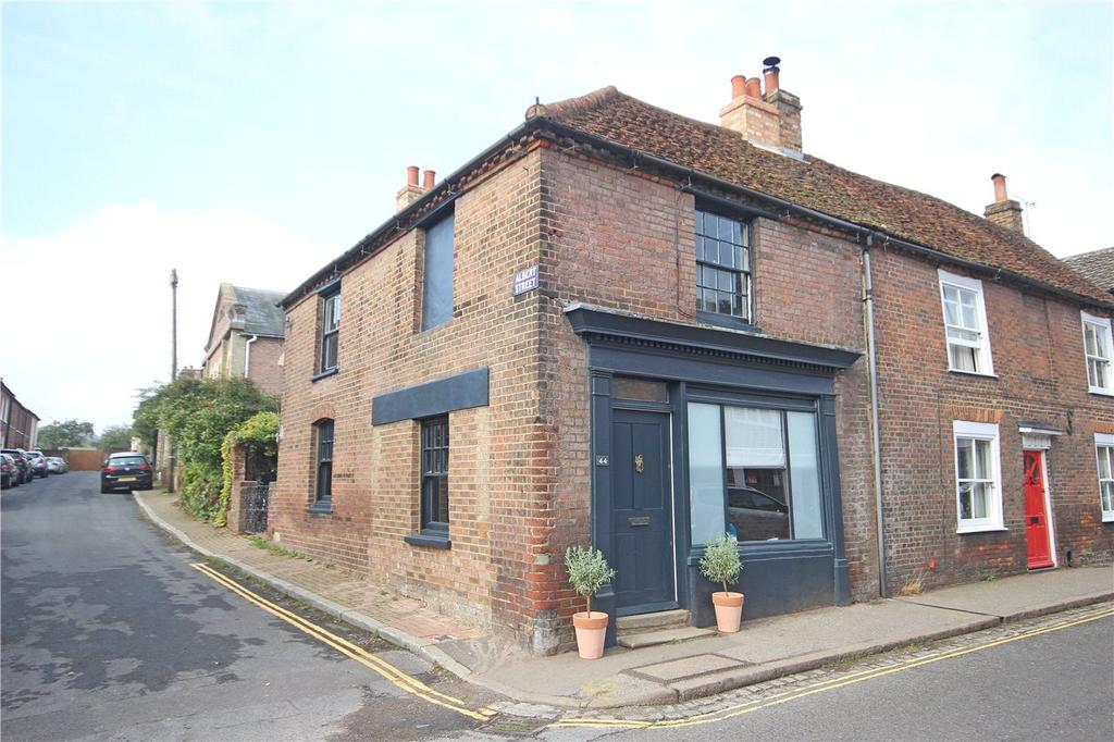 3 Bedrooms End Of Terrace House for sale in High Street, Markyate, St Albans, Herts