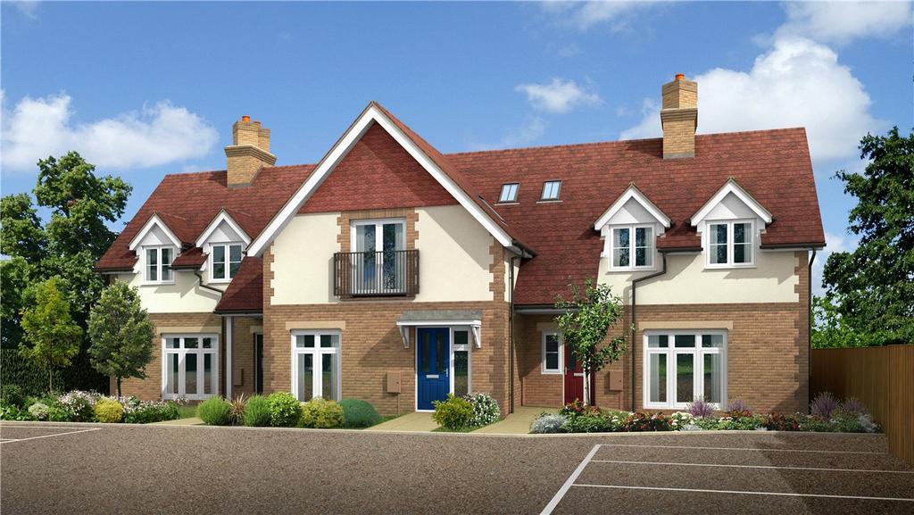 3 Bedrooms Terraced House for sale in Rectory Lane, Shenley, Radlett, Hertfordshire