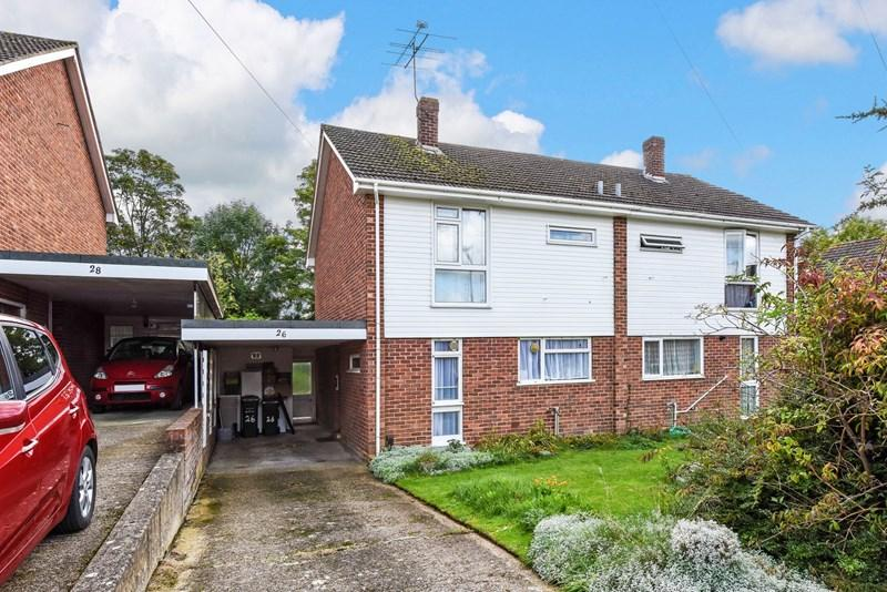 3 Bedrooms Semi Detached House for sale in Beresford Close, Andover