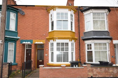 3 bedroom terraced house to rent - Harrow Road, Leicester,