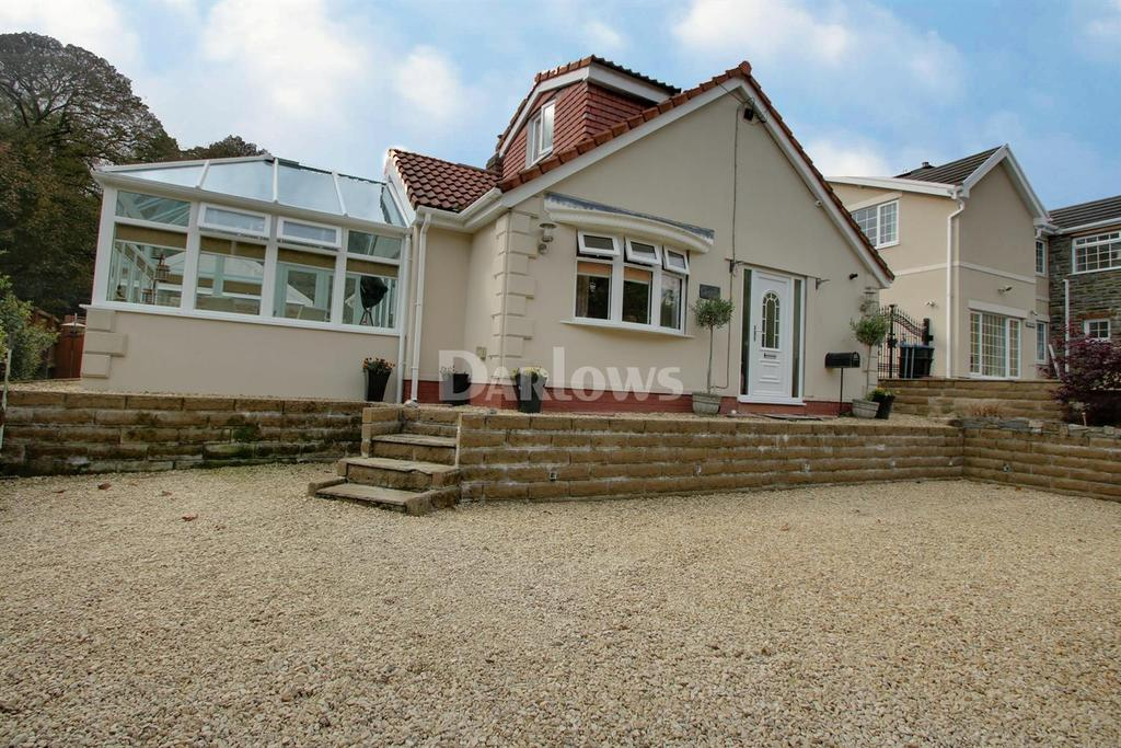 3 Bedrooms Bungalow for sale in Reservoir Road, Ebbw Vale, Blaenau Gwent