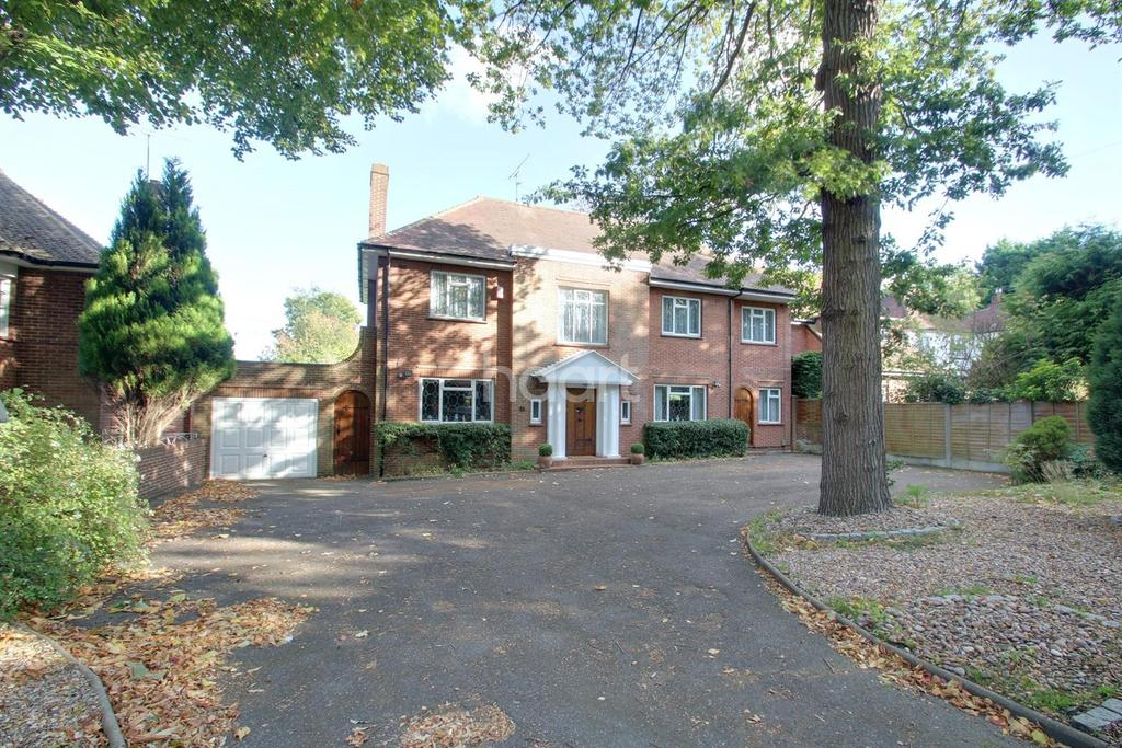 4 Bedrooms Detached House for sale in Maidstone Road, Chatham, ME4