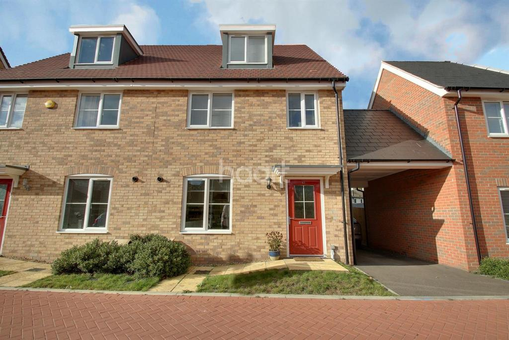 4 Bedrooms Semi Detached House for sale in Haygreen Road, Witham