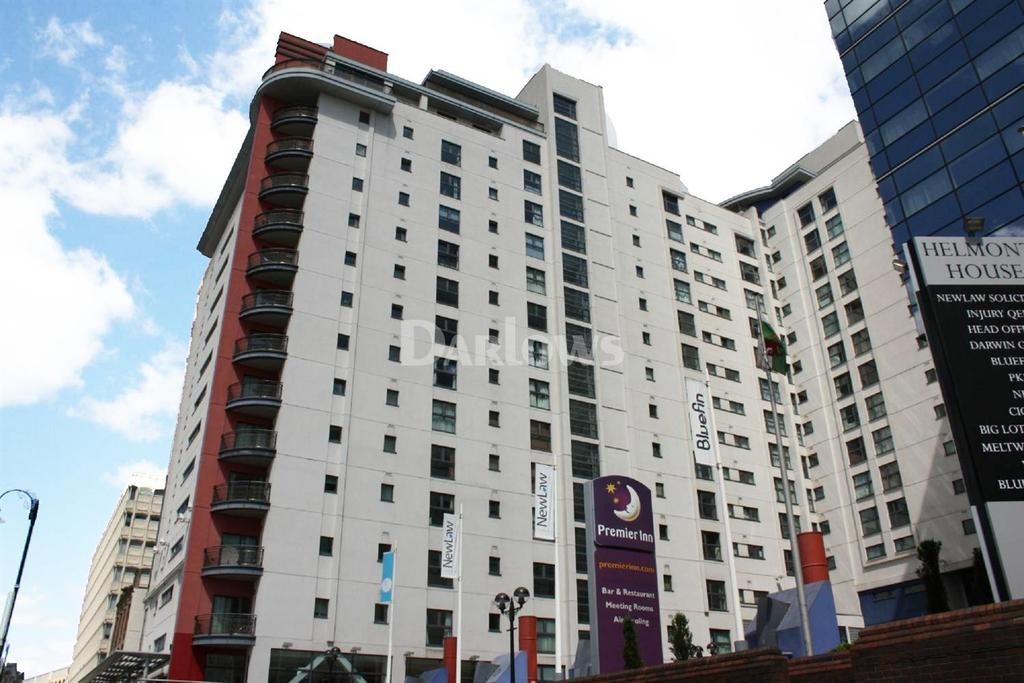 2 Bedrooms Flat for sale in Landmark Place, City Centre