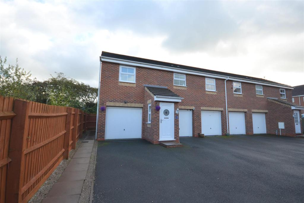2 Bedrooms Apartment Flat for sale in Minton Grove, Baddeley Green, Stoke-On-Trent