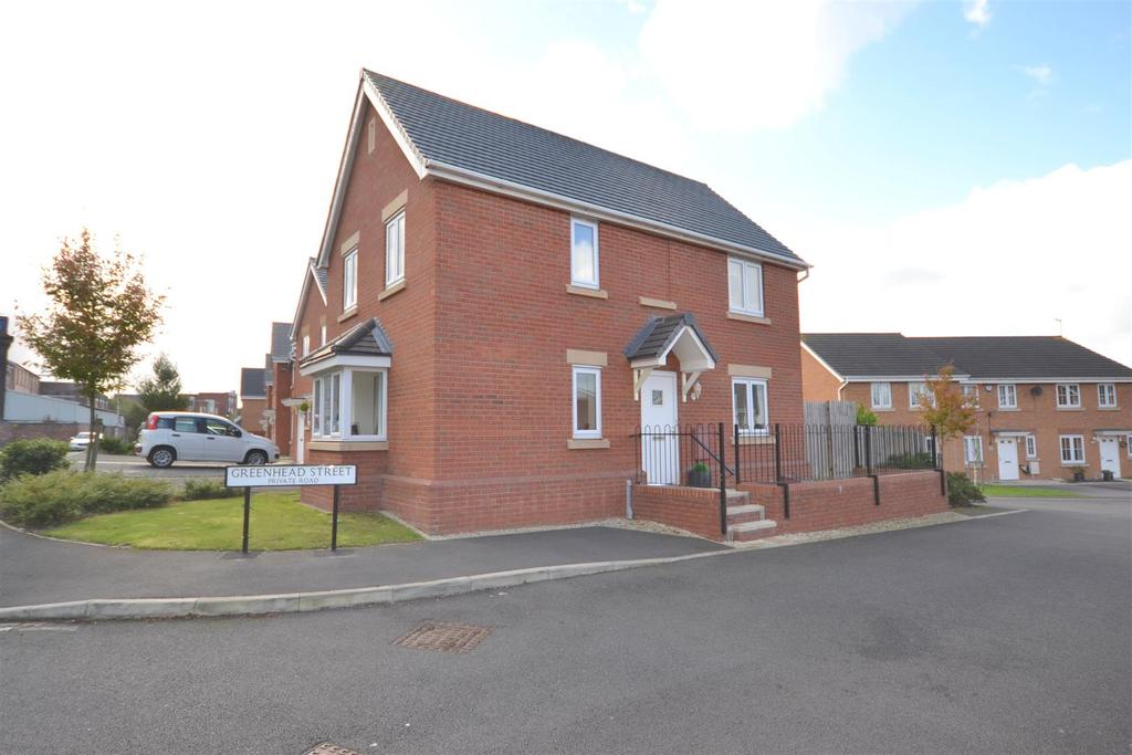 3 Bedrooms Detached House for sale in Greenhead Street, Stoke-On-Trent