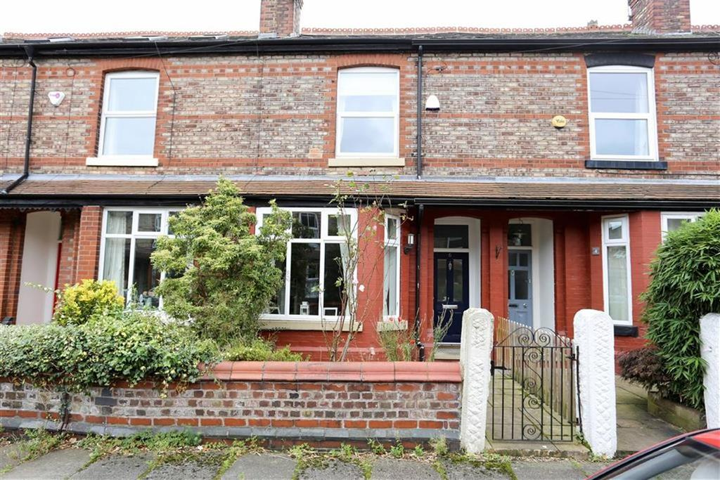 3 Bedrooms Terraced House for sale in Buxton Avenue, West Didsbury, Manchester
