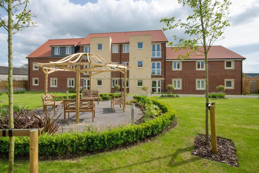 2 Bedrooms Retirement Property for sale in Apartment 9, Stillington Oaks, Stillington Road, Easingwold