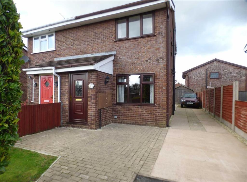 2 Bedrooms Semi Detached House for sale in 9A, Kempton Grove, Cheadle