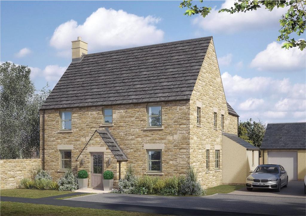 4 Bedrooms Residential Development Commercial for sale in Bassett Road, Northleach, Cheltenham, Gloucestershire, GL54