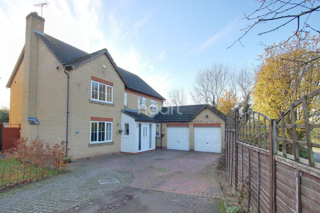 6 Bedrooms Detached House for sale in Fitzwilliam Leys, Higham Ferrers