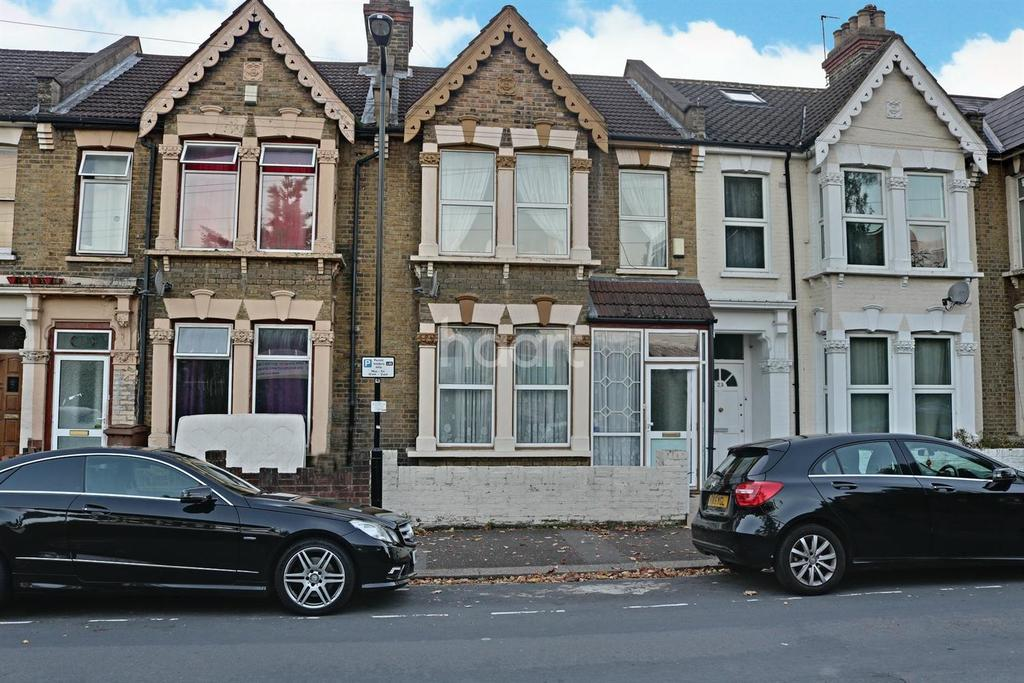 4 Bedrooms Terraced House for sale in Vernon Road