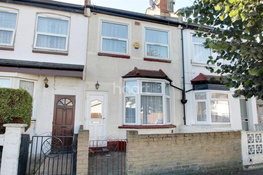 2 Bedrooms Terraced House for sale in Boston Road, Croydon, CR0