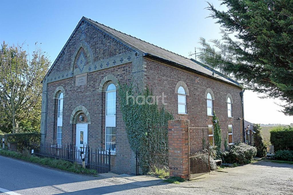 5 Bedrooms Detached House for sale in Suspension Bridge, Welney