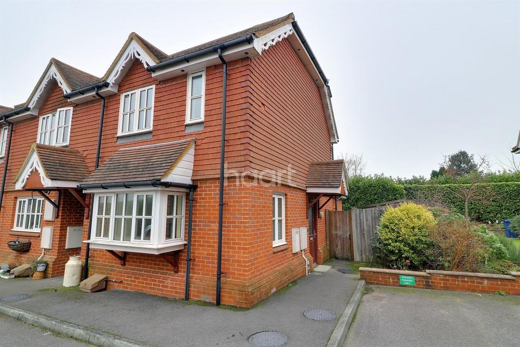 2 Bedrooms End Of Terrace House for sale in Beacon Hill, Hindhead, Surrey