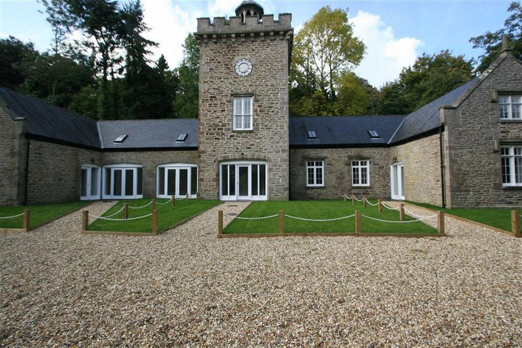 4 Bedrooms Terraced House for sale in Norton Manor, Norton, Presteigne, Powys