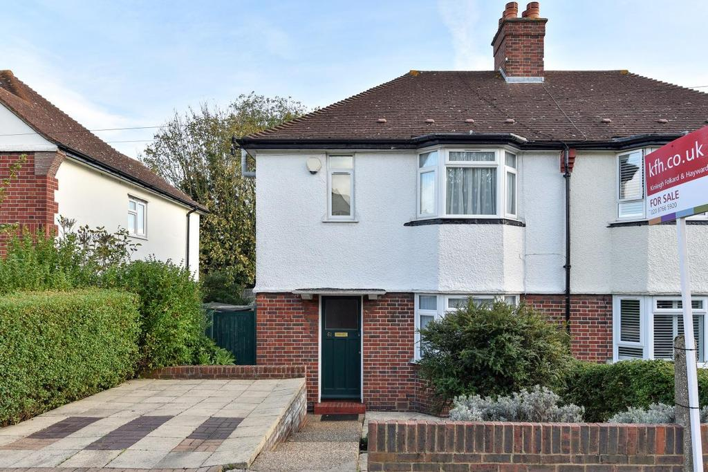 3 Bedrooms Semi Detached House for sale in Moore Road, Crystal Palace