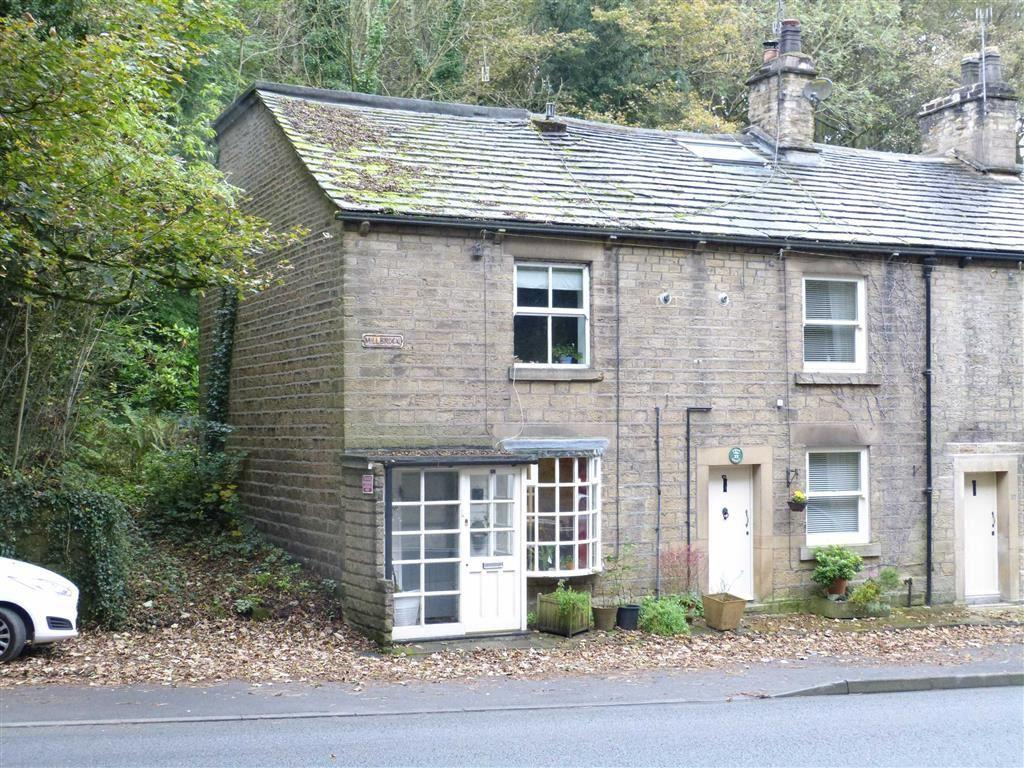 2 Bedrooms End Of Terrace House for sale in Millbrook, Hollingworth, Via Hyde