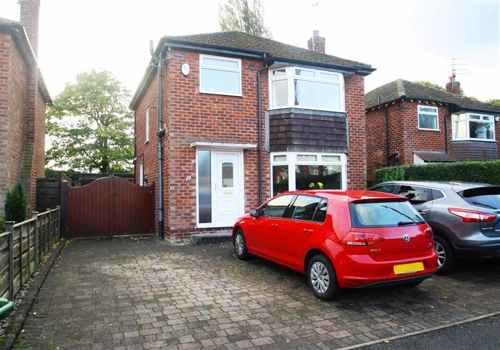 3 Bedrooms Detached House for sale in Rostherne Road, Wilmslow