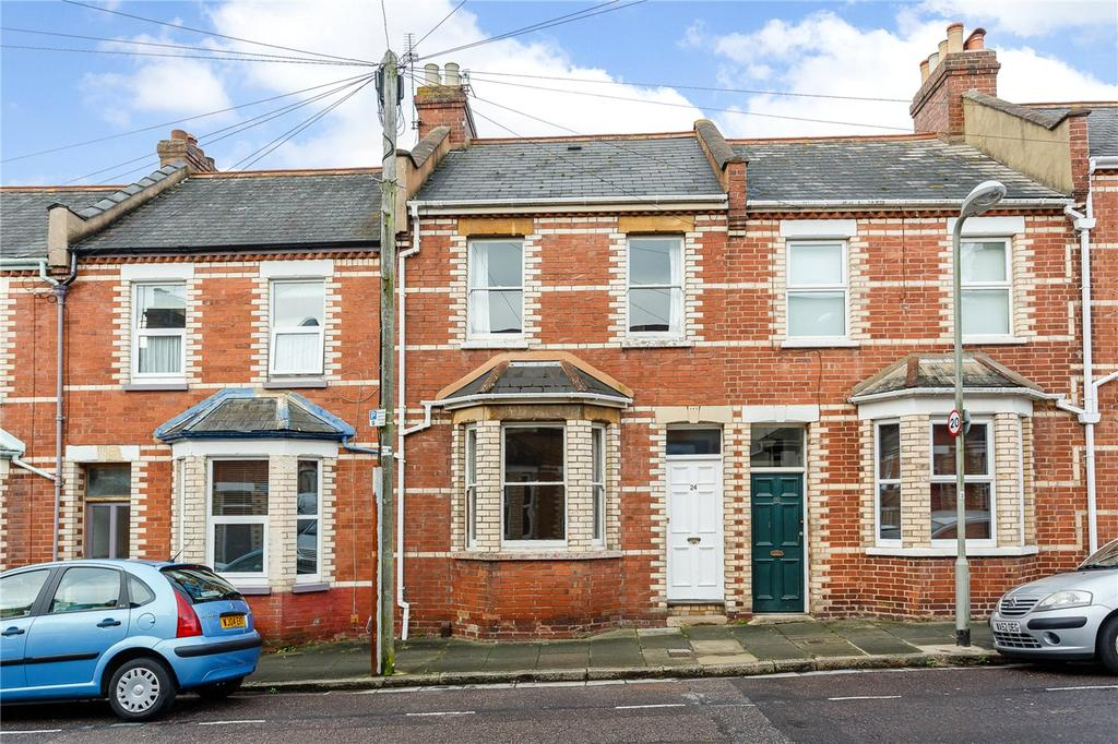 2 Bedrooms House for sale in Baker Street, Exeter, Devon, EX2