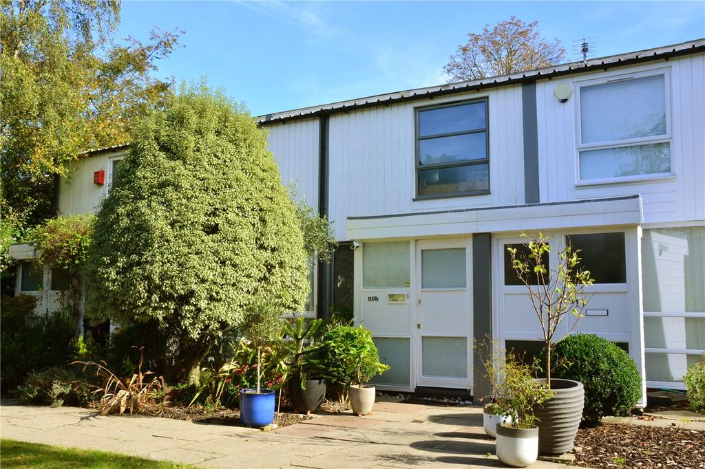 2 Bedrooms Terraced House for sale in Lee Road, Blackheath, London, SE3