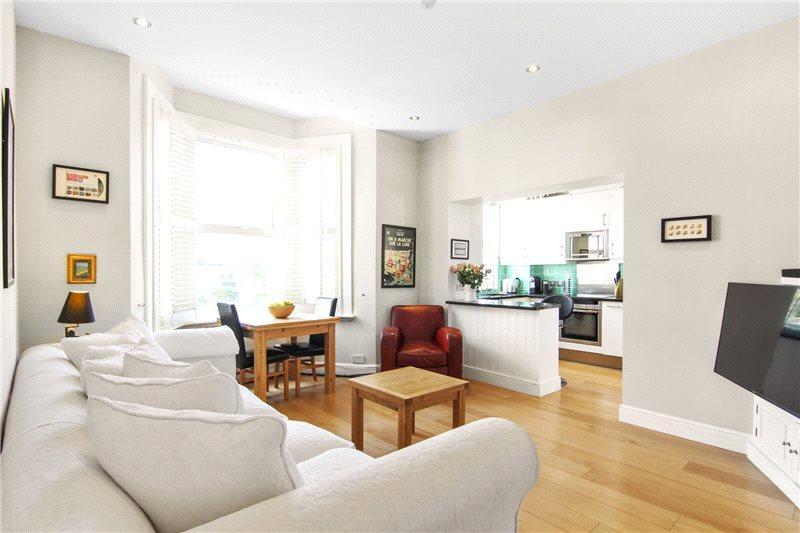 1 Bedroom Flat for sale in Devonport Road, London, W12