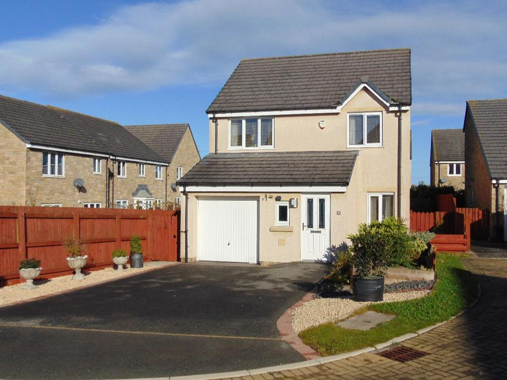 3 Bedrooms Detached House for sale in 9 Meadowlands, Broughton Moor, Maryport, Cumbria, CA15 7EB