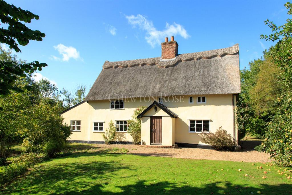4 Bedrooms Detached House for sale in NORFOLK/SUFFOLK BORDERS