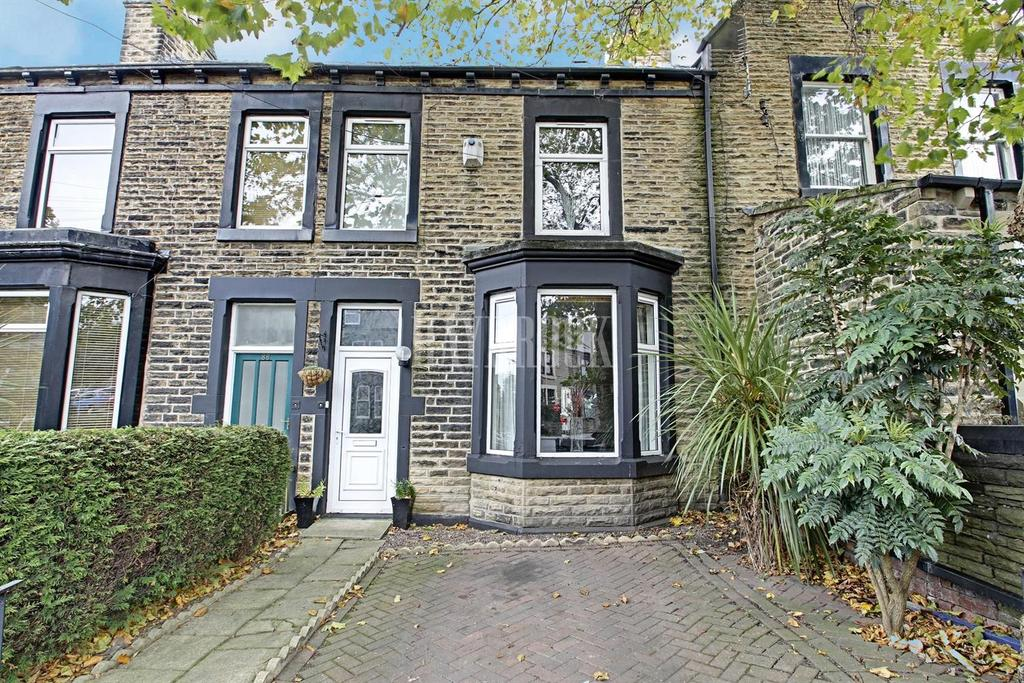 4 Bedrooms Terraced House for sale in Park Grove, Barnsley