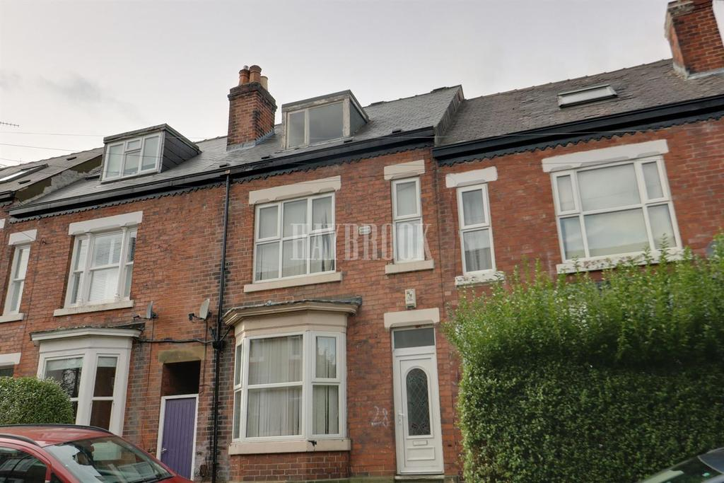 4 Bedrooms Terraced House for sale in Violet Bank Road, Sheffield