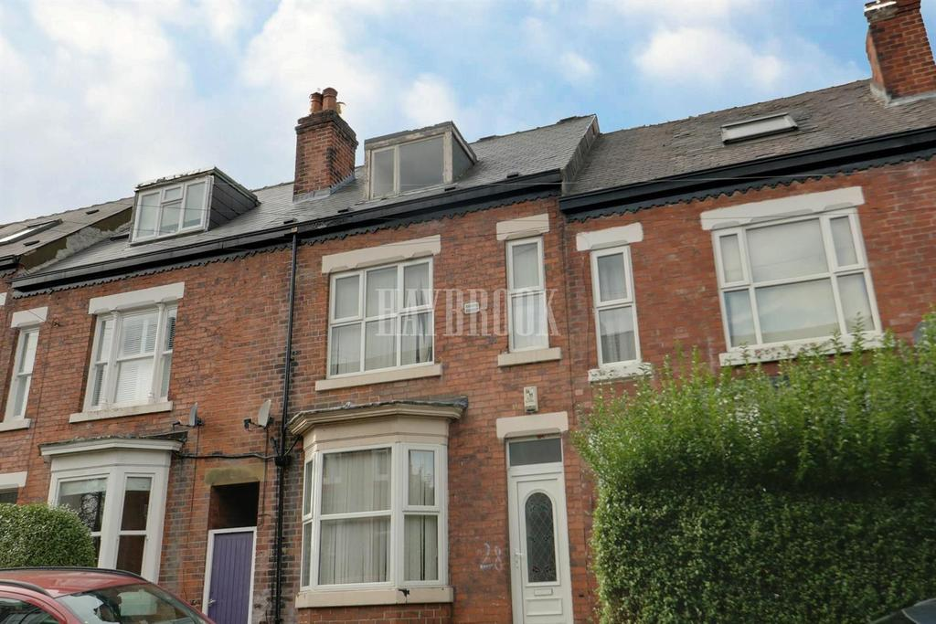 4 Bedrooms Terraced House for sale in Violet Bank Road, Nether Edge, S7 1RZ