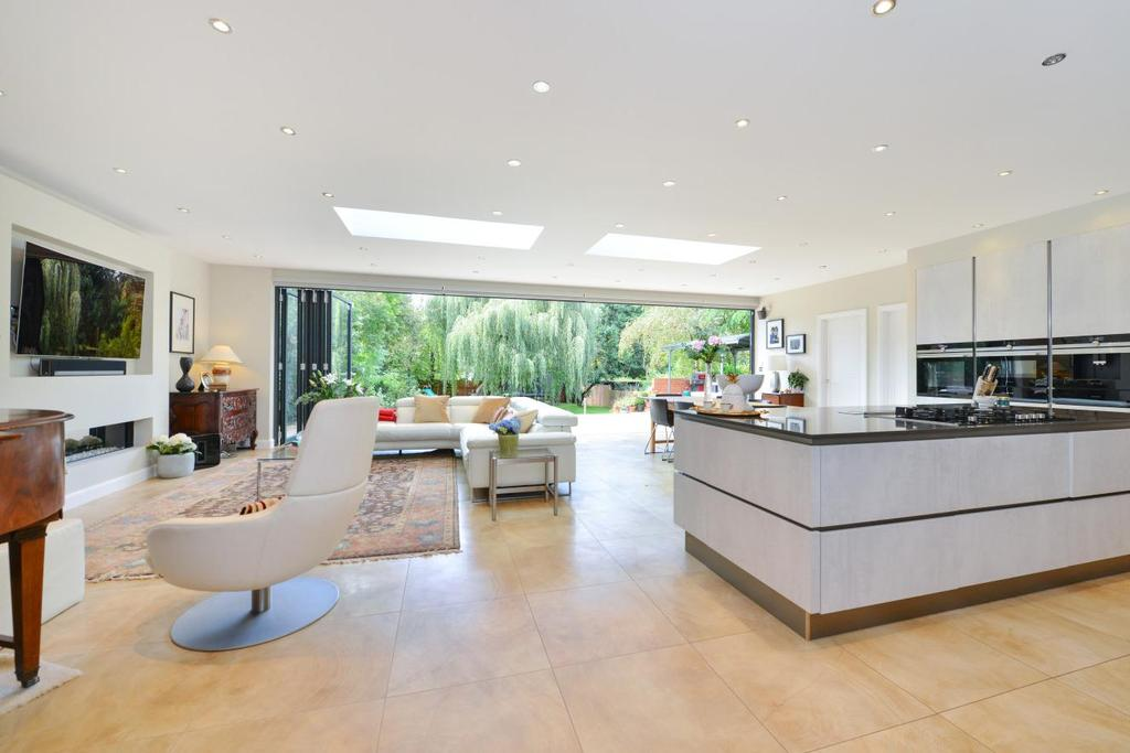 5 Bedrooms Detached House for sale in Alleyn Road, Dulwich