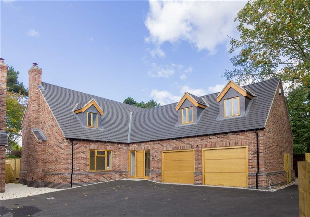 4 Bedrooms Detached House for sale in Workhouse Lane, Burbage, LE10