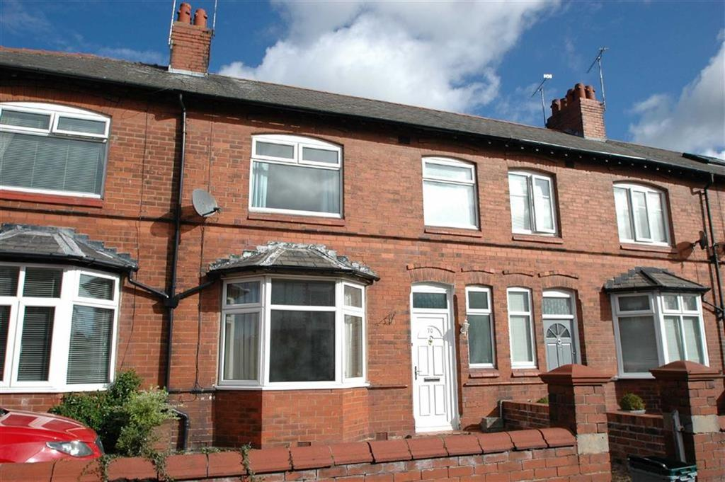 3 Bedrooms Terraced House for sale in Clare Avenue, Hoole, Chester
