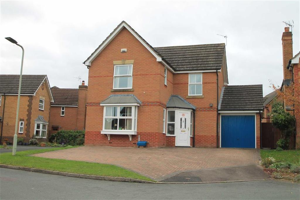 3 Bedrooms Detached House for sale in Keyse Close, Ludlow