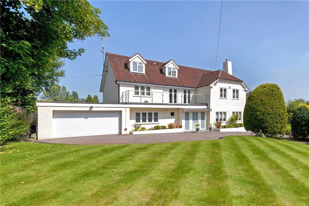 6 Bedrooms Detached House for sale in Trottiscliffe Road, Addington, West Malling, ME19