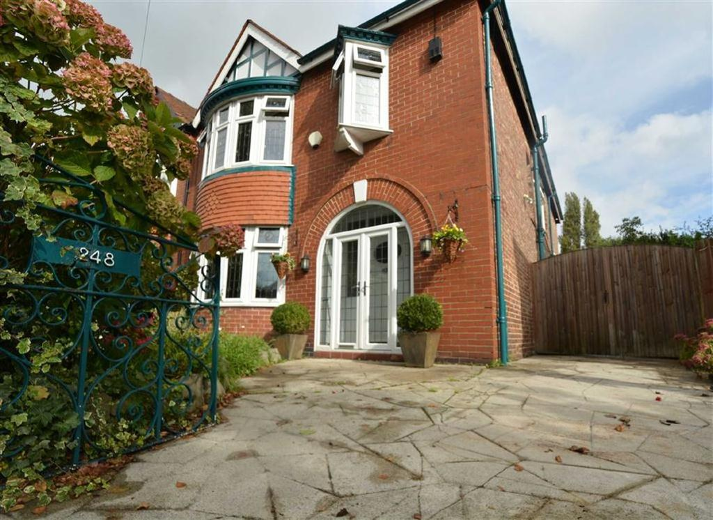 4 Bedrooms Semi Detached House for sale in Barton Road, STRETFORD