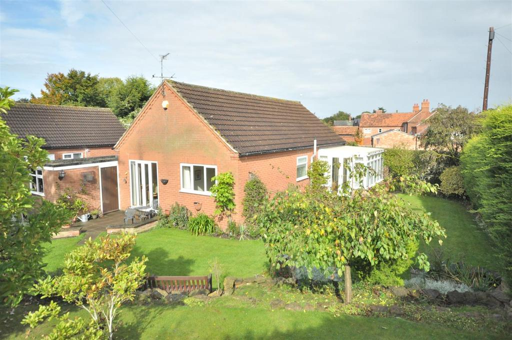 3 Bedrooms Detached Bungalow for sale in Bowlers End,, Abbey Lane, Aslockton