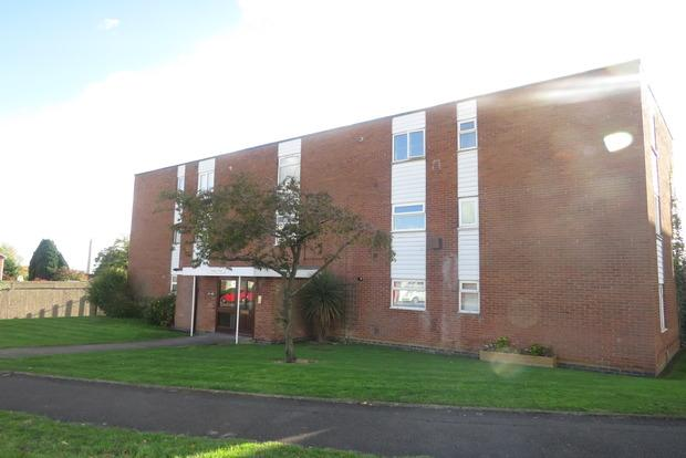 2 Bedrooms Flat for sale in Chiltern Way, Duston, Northampton, NN5