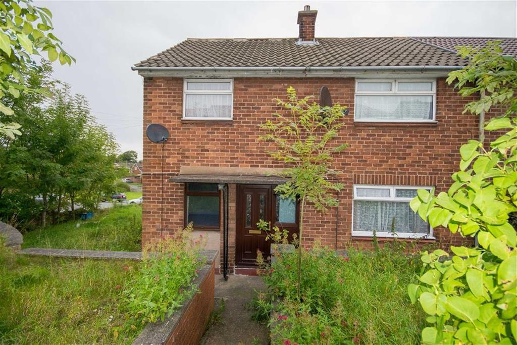 3 Bedrooms End Of Terrace House for sale in Moor Avenue, Holywell