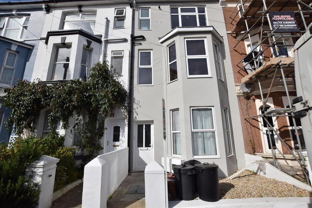 2 Bedrooms Maisonette Flat for sale in Salisbury Road, St. Leonards-On-Sea