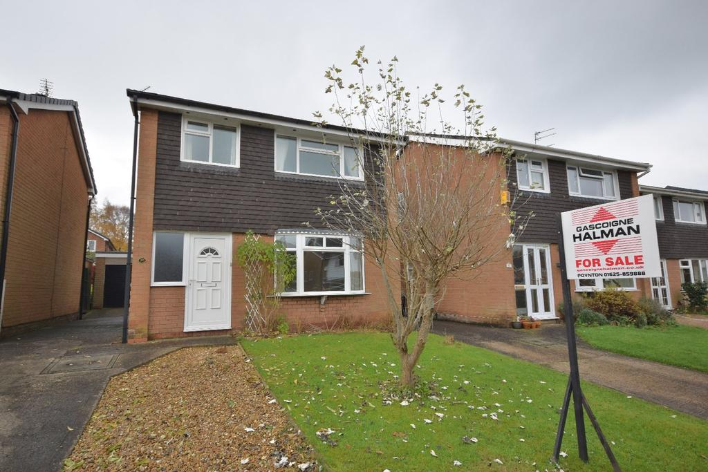 3 Bedrooms Detached House for sale in Sulgrave Avenue, Poynton