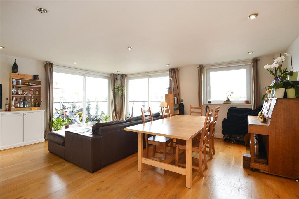 2 Bedrooms Flat for sale in Anchor House, Riverside West, Wandsworth, SW18